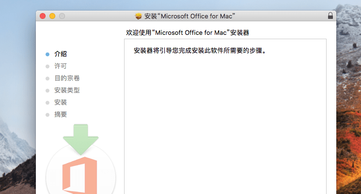 Microsoft Office 2019 for Mac v16.29 VL多国语言版